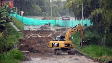 Comenzó reparación del puente entre Malibú y Portal de Pinares