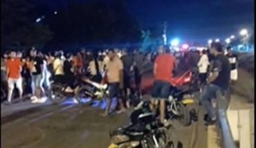 Al menos 6 personas mueren al ser arrolladas por un vehículo en  Santa Marta