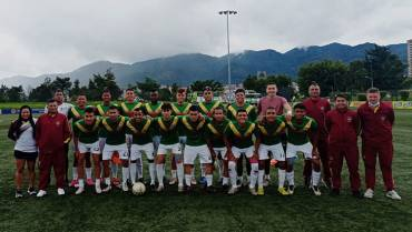Selección Quindío clasificó a finales del Campeonato Nacional Sub-23