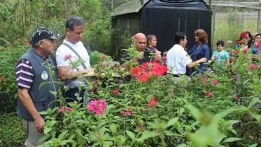 80 quindianos se forman en la Escuela de Liderazgo Ambiental y Comunitario