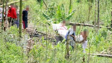 Asesinato en zona rural de Pijao