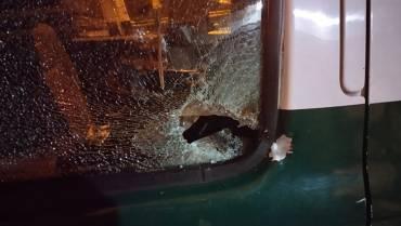Sin capturados por atentado terrorista a caravana de Policía en La Tebaida