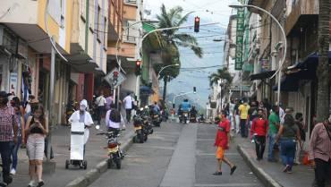 La inseguridad  se 'disparó' en Calarcá