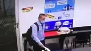 Hombre se hizo pasar por funcionario para robar en un colegio de Armenia