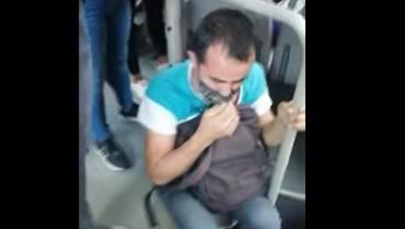 Mujer denunció agresión sexual a bordo de un bus de servicio público en Armenia