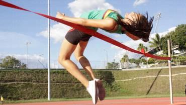 Atleta Susan Cañaveral inició cuenta regresiva hacia los nacionales