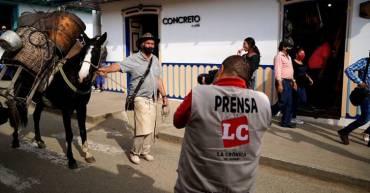 Para La Crónica, la noticia está en la calle