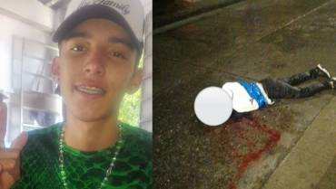 En Quimbaya le dispararon en el rostro a un joven de 18 años