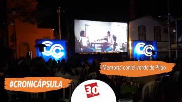 #Cronicápsula: 'Memoria' con el verde de Pijao