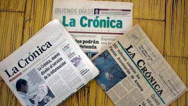 30 años de circulación de La Crónica del Quindío