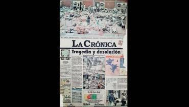 Ocurrió en 1999: Un terremoto partió la historia del Quindío