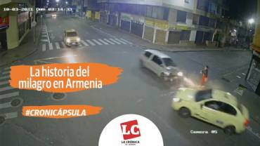 #Cronicápsula | La historia del milagro en Armenia