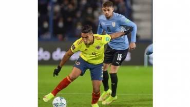 0-0. Ospina vuelve a frenar a Uruguay y Muslera negó uno a Zapata