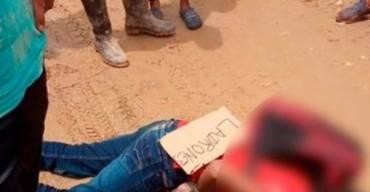 Condenan asesinato de niño de 12 años  en Tibú municipio del Norte de Santander