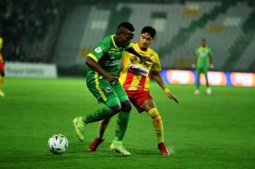 Quindío no resistió el ataque del 'León'. Pereira lo derrotó 3-2
