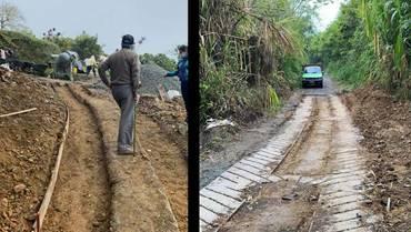 Mejoran la movilidad de los agricultores de Calarcá