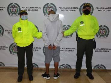 Capturado presunto asesino de joven DJ quindiano