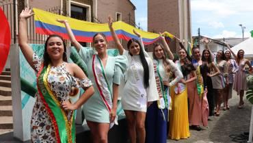 10 candidatas se disputan el título de reina departamental del café