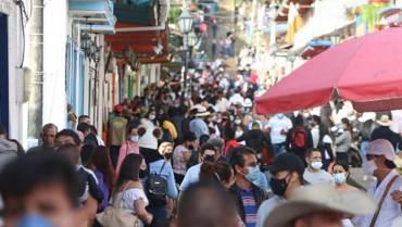 La reactivación del sector turístico tomó fuerza con la semana de receso