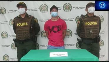Capturado en La Tebaida por acceso carnal violento a menor de edad