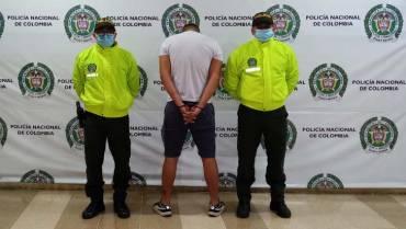 Detenido en La Tebaida completó 3 anotaciones por hurto