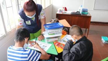 En noviembre, 145 menores con discapacidad cognitiva quedarán 'desprotegidos'