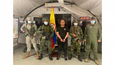 Caída de Otoniel es golpe más grande a narcotráfico desde Escobar, dice Duque