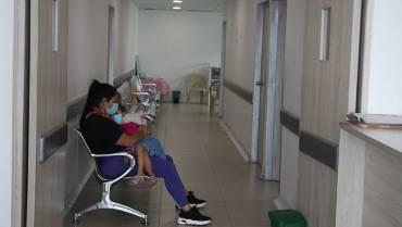 Hospital La Misericordia, aún no hay hoja de ruta
