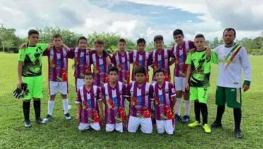 Juventud Tebaida vs. Quindianos: final de la I Liga Boy Toys
